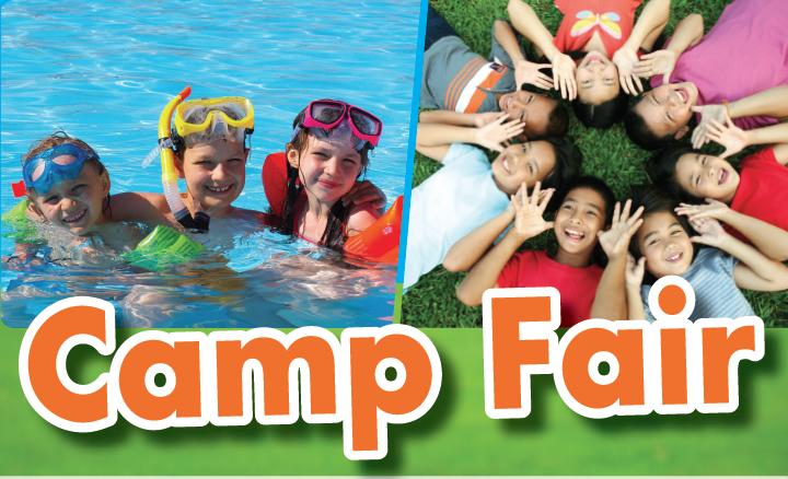 Free Summer Camp Fair this Sunday, Feb. 10