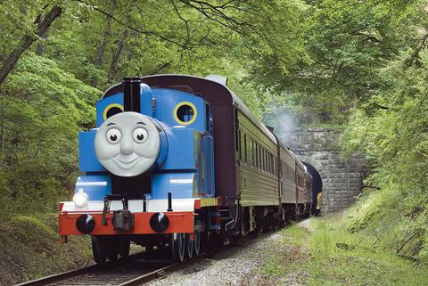 Train Day!
